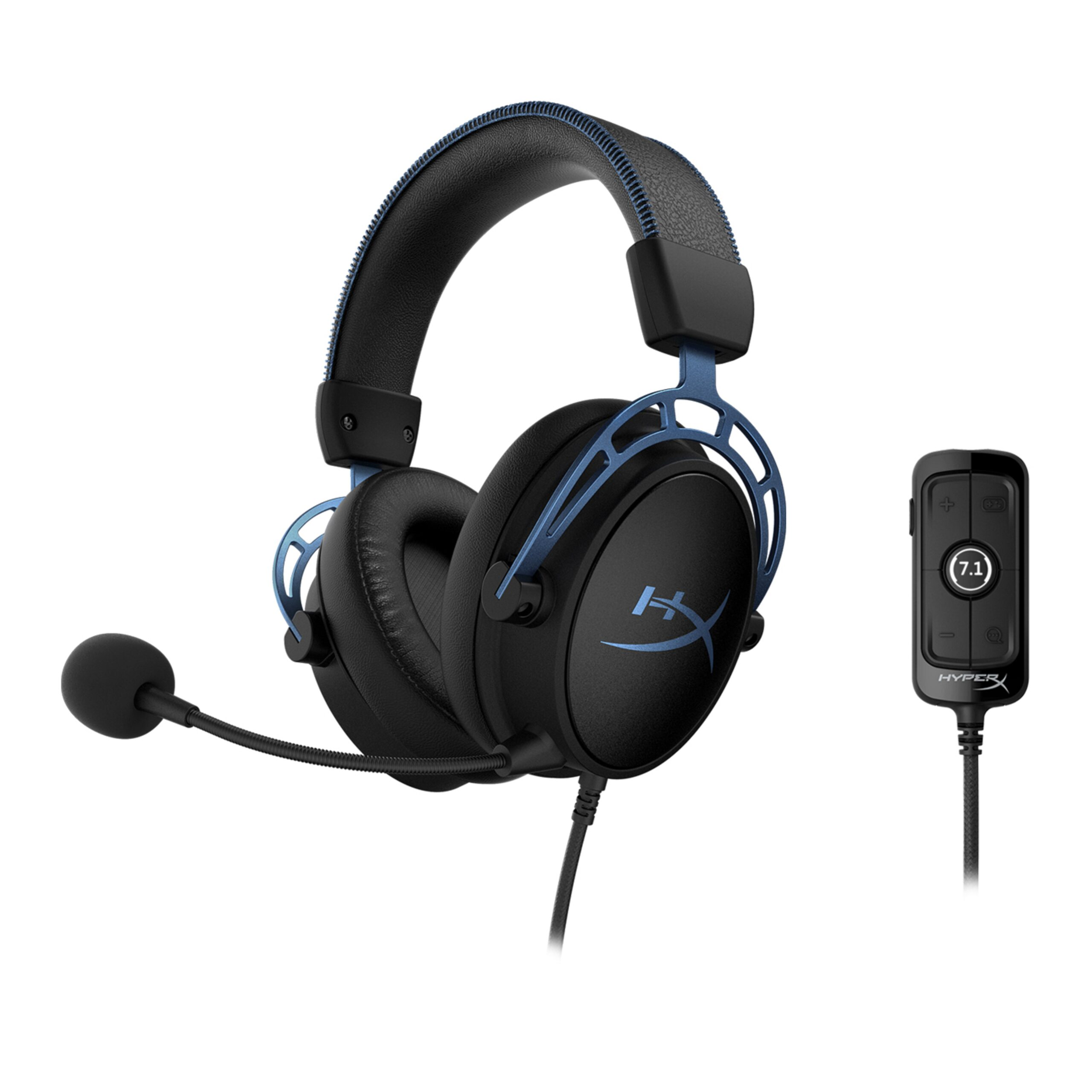 HyperX Launches Cloud Alpha S Gaming Headset in India at Rs.13,200/-