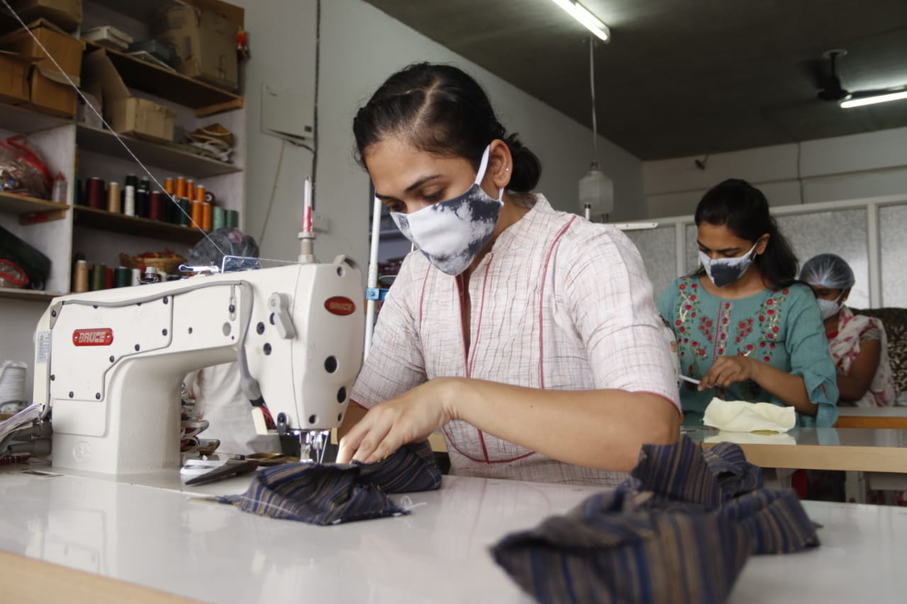 Khadi Masks are making a mark in the time when India needs to adopt and support, Swadeshi Movement